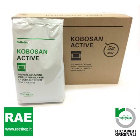 KOBOSAN ACTIVE (5pz da 500g) ET340 - EB350 - EB351 - EB360 - EB370