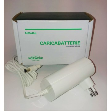 Caricabatterie Folletto VB100